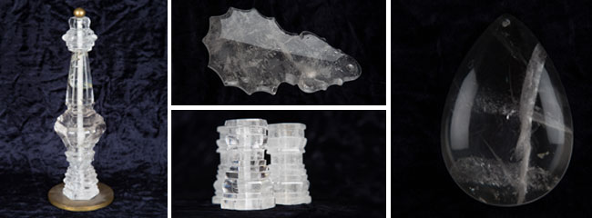Rock Crystal Products